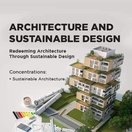 Architectural and Sustainable Design (S.Ars.)