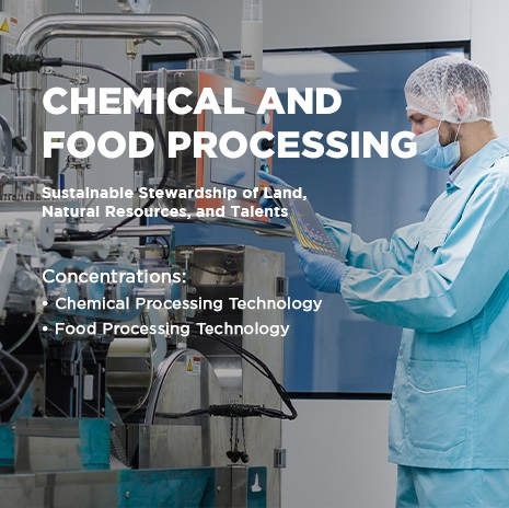 Chemical and Food Processing (S.T.)