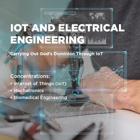IoT and Electrical Engineering (S.T.)